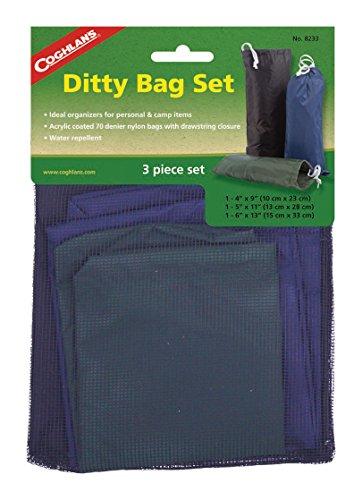 Coghlans Beutel Set 'Ditty Bag' - 3 Stück