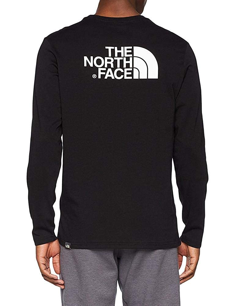 e9df33c86 THE NORTH FACE Men's Easy Long Sleeved T-Shirt