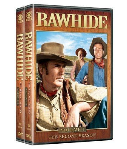 Rawhide - Season Two, Vols. 1 & 2