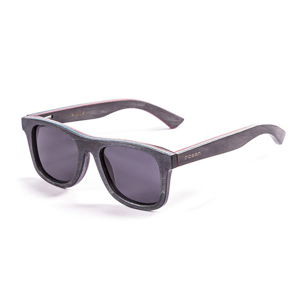 Ocean Sunglasses Wood Venice Beach - Gafas de Sol de Madera - Montura : Azul - Lentes : Ahumadas (54001.5): Amazon.es: Deportes y aire libre
