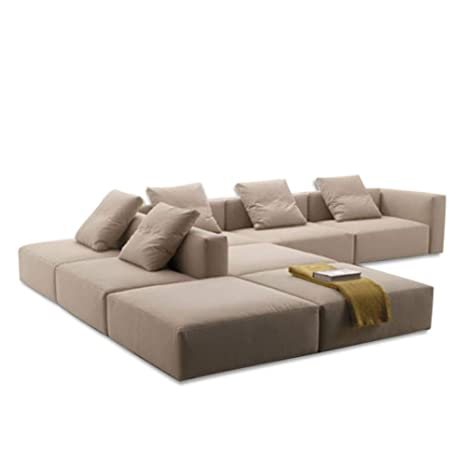 Amazon.com: JINPENGRAN Living Room Sofa - Sofa - Fashion ...