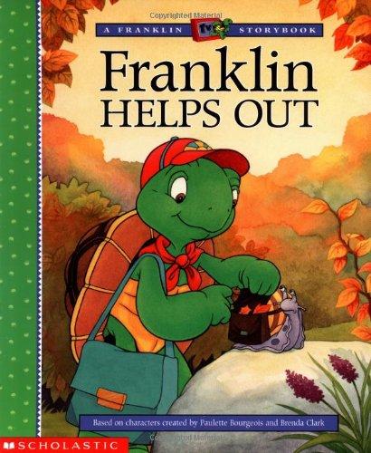 Franklin Tv #05: Franklin's Helps Out pdf