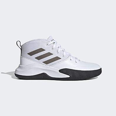 Adidas Ownthegame K Wide, Zapatillas de Baloncesto Unisex Adulto ...