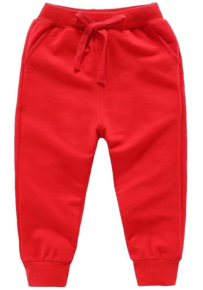 SANGTREE BOY Unisex Kids Pull On Jogger Pants in