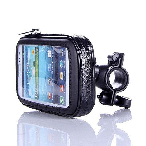 Sprint Road Bike - Motorcycle Bike Handlebar Mount Sprint LG Tribute Dynasty Any Cover on it. Keeps Your Phone Safe Secure When Out on The Road. Water Resistant.