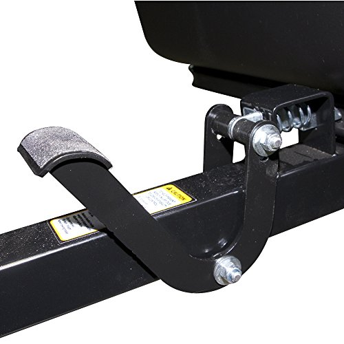 Polar Trailer Foot Pedal Latch Carbon Steel Body Easy to Use Release and Tilt with Feet Easy Install Useful Accessory, Black by Polar Trailer (Image #4)