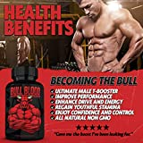 Bull Blood Male Enhancing Pills - Enlargement