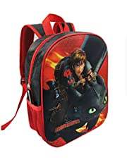 """How to Train Your Dragon 3D Backpack,12"""", Multi"""