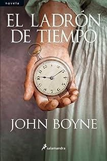 El ladrón de tiempo par Boyne