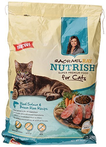 Rachael Ray(TM) Nutrish?Natural Dry Cat Food, Salmon &...