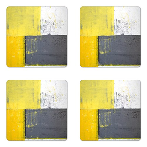 Modern Grudge Drink Coasters