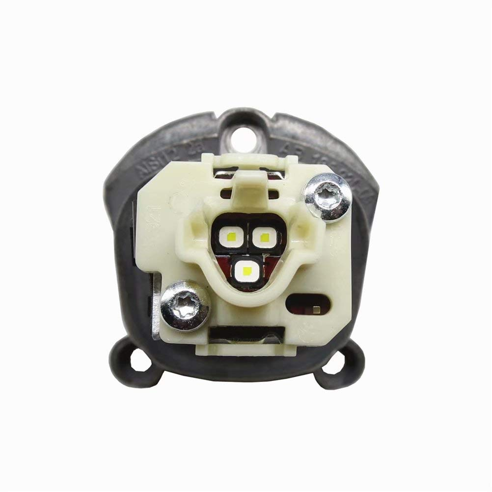 Bo Wang-Shop Daytime Driving Light DRL LED Module 63117343876 for 2014-16 5 Series F10