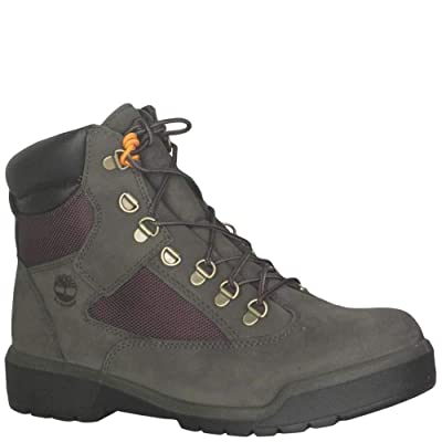 Timberland Men's Field Boot 6-Inch F-L Waterproof Boots Olive 12   Hiking Boots