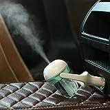 Celendi Humidifier❄ 25ML Car Humidifier Diffuser Mini Two Color Auto Travel Portable Air