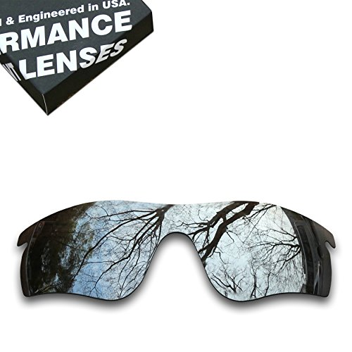 ToughAsNails Polarized Lens Replacement for Oakley RadarLock Path Sunglass - - Polarized Radarlock Path