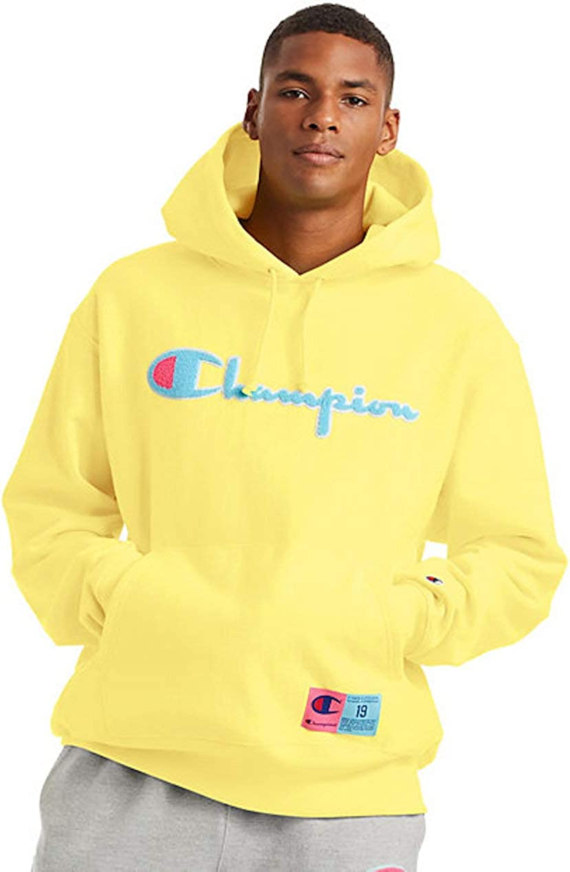 Champion Mens Reverse Weave Pullover Hoodie