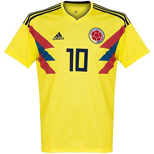 7cffd9c88af Colombia Home James Jersey 2018   2019 - L