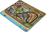 Fisher-Price Thomas & Friends Wooden Railway Island of Sodor Felt Playmat