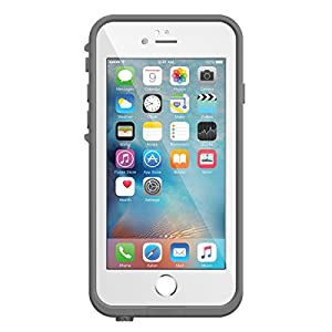 LifeProof Weatherproof, Dirt Resistant Waterproof Case for Apple iPhone 6 Plus, 6S Plus - Avalanche
