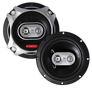 Cadence Acoustics CS3.65 400 Watt Peak 6.5-Inch 3-Way Speaker System