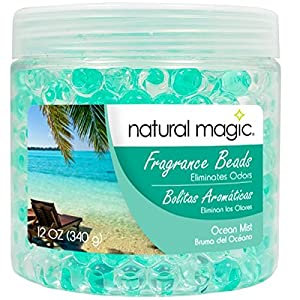 Gonzo Natural Magic Natural Magic Fragrance Beads - 12 Ounce - Ocean Mist