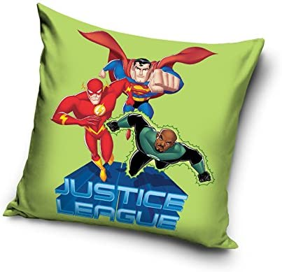 Liga de la justicia – Batman, Superman, Flash 100% algodón ...