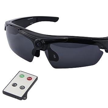JOYCAM DVR gafas de sol cámara de vídeo de grabación polarizada UV400 gafas de control remoto