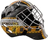 Matt Murray Pittsburgh Penguins Autographed Full Size Goalie Mask - Fanatics Authentic Certified - Autographed NHL Helmets and Masks