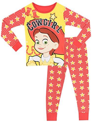 Disney Toy Story Girls' Jessie Pajamas Size (Pajamas Toys)