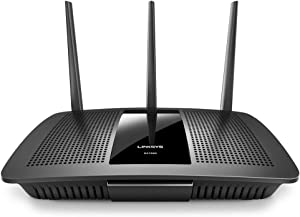 Linksys Dual-Band WiFi Router for Home (Max-Stream AC1750 MU-MIMO Fast Wireless Router)
