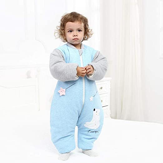 Saco de dormir anti patada para niños,saco de dormir para ...