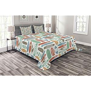 51ElnDpLudL._SS300_ Surf Bedding Sets & Surf Comforter Sets
