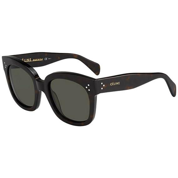 Gafas de Sol Celine CL 41805/S DKHAVANA: Amazon.es: Ropa y ...