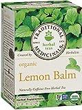 Herb Tea, 95 Percent Organic, Lemon Balm, 16 Bag Review