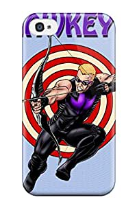 Chad Po. Copeland's Shop 2015 Fashion Tpu Case For Iphone 4/4s- Hawkeye Defender Case Cover 6056283K71513250