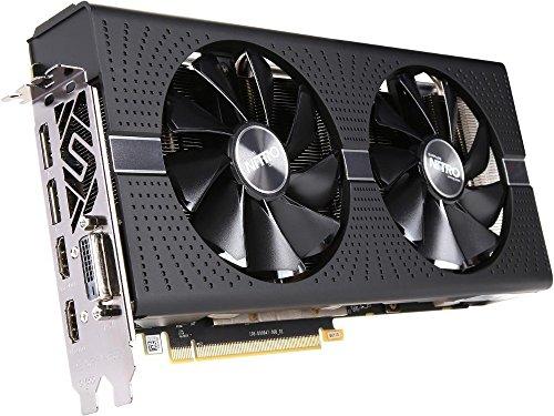 یاقوت کبود Nitro Radeon RX 580 DirectX 12 100411NT 4G-2L 4GB 256-Bit GDDR5 CrossFireX ATX کارت تصویری