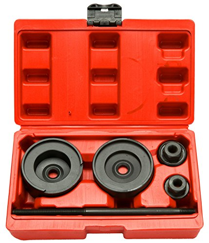 (8MILELAKE Rear Suspension Bush Bushing Removal Installation Tool Kit Compatible For VW Audi)