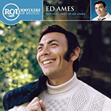 The Very Best Of Ed Ames by Ed Ames (2001-08-07)