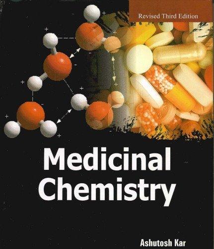 Medicinal Chemistry by Ashutosh Kar. (Anshan Ltd,2006) [Paperback]