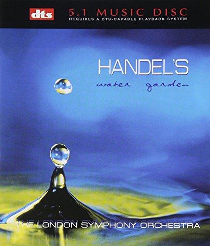 Handel's Water Garden (DTS 5.1 Music Disc)