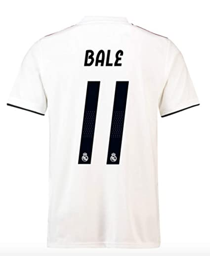 45ab144e7 ProApparels Bale Youth Jersey Real Madrid 2018 2019 (Official Jersey) (S)