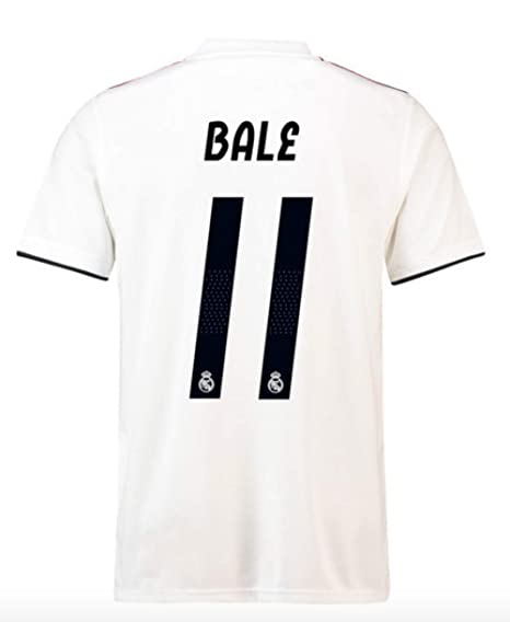 online store 9d494 7efaf Amazon.com : ProApparels Bale Youth Jersey Real Madrid 2018 ...