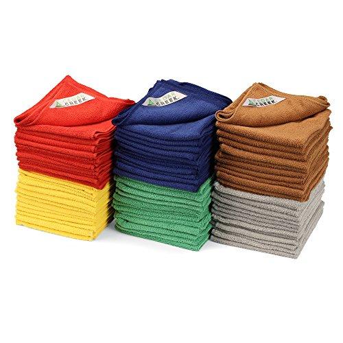 cedar-creek-multi-surface-yellow-microfiber-towel-16x16-144-pack
