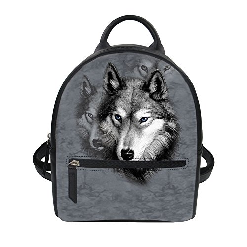 loisir chien Sac dos Bleu à IDEA Wolf3 Y HUGS W1492Z4 wqCOIT