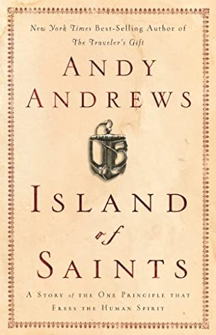 book cover of Island of Saints
