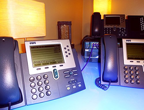 Cisco 5 IP Phone System - Small Business VoIP PBX - Turn Key (Business Voip Pbx)