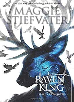 The Raven King 0545424984 Book Cover