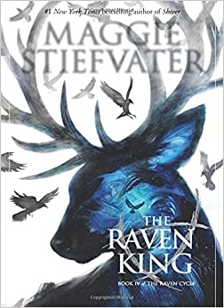 Image result for the raven king book