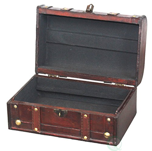 Pirate Treasure Chest Full of Toys (50 Toy Pcs) by Decorative Gifts by Decorative Gifts (Image #4)