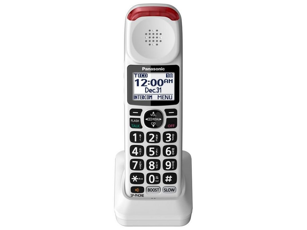 Panasonic KX-TGM420W Amplified Cordless Phone (3 Handsets) by Outlet Dealers (Image #3)
